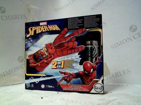 Lot 6046 SPIDERMAN SUPER WEB SLINGER