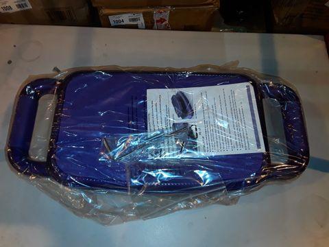 Lot 1157 VIBRAPOWER SLIM 3 ADD-ON SEAT PURPLE