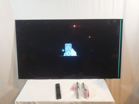 Lot 1069 PHILIPS 55OLED805 55 INCH OLED SMART TELEVISION
