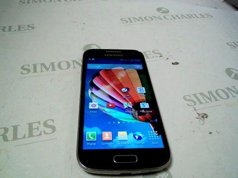 Lot 7314 SAMASUNG GALAXY S4 MINI ANDROID SMARTPHONE