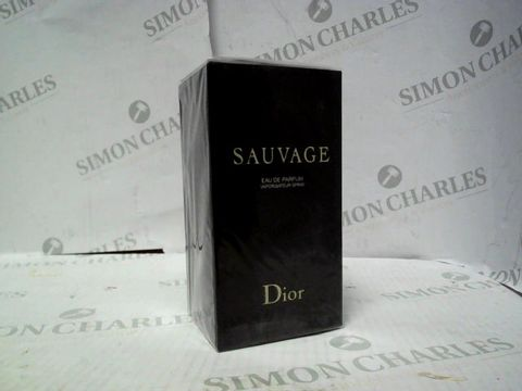 Lot 8087 BRAND NEW AND SEALED DIOR SAUVAGE EDT 100ML