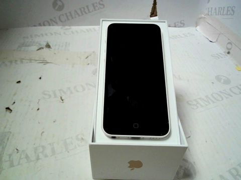 Lot 371 BOXED APPLE IPHONE 5C (A1507) SMARTPHONE - CAPACITY UNKNOWN