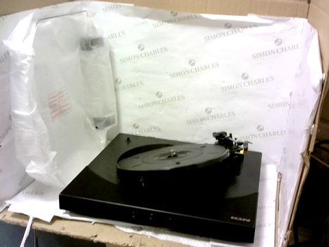 Lot 318 ION RECORD PLAYER