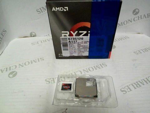 Lot 7530 AMD RYZEN™ 7 3800XT PROCESSOR