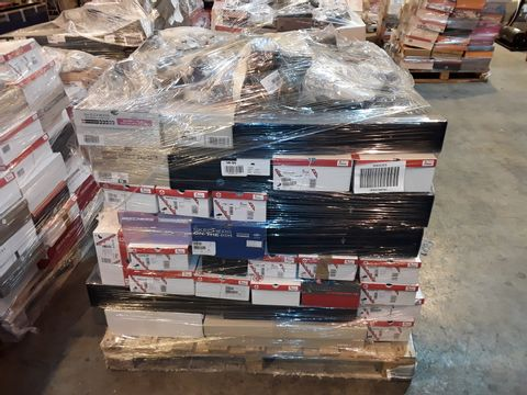 Lot 4022 PALLET OF APPROXIMATELY 126 PAIRS OF ASSORTED SHOES TO INCLUDE: