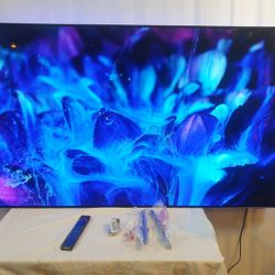 Lot 1016 PHILIPS 65OLED805 65 INCH 4K HDR OLED SMART TELEVISION