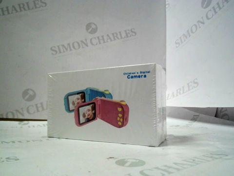 Lot 8127 BOXED CHILDRENS DIGITAL CAMERA