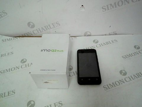 Lot 12481 BOXED IMO Q2 PLUS MOBILE PHONE