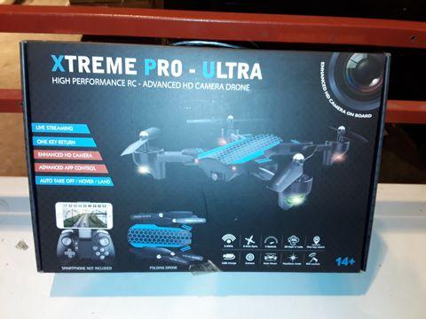 Lot 3066 XTREME PRO-ULTRA HIGH PERFORMANCE HD CAMERA DRONE