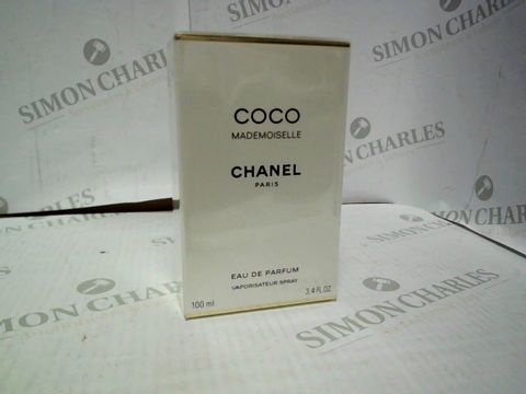 Lot 7198 BRAND NEW AND SEALED COCO CHANEL MADEMOISELLE EDP 100ML