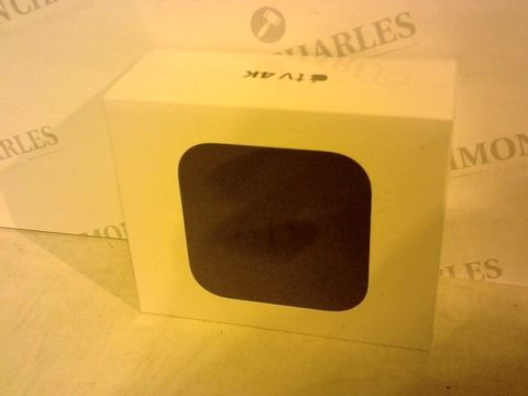 Lot 2241 BOXED CELLOPHANE WRAPPED APPLE TV BOX 4K HDR 32GB