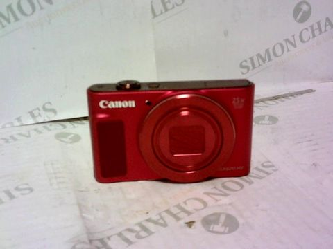 Lot 611 CANON POWERSHOT SX62P HS DIGITAL CAMERA