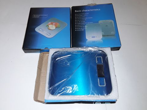 Lot 3148 LOT OF 3 SETS OF DIGITAL KITCHEN SCALES