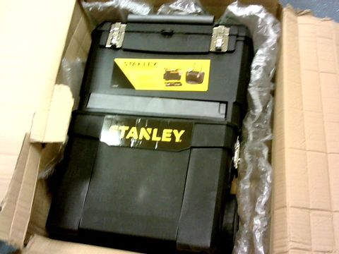 Lot 11296 STANLEY MOBILE WORK CENTRE