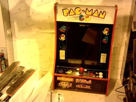 Lot 11245 ARCADE1UP PAC-MAN PARTY-CADE