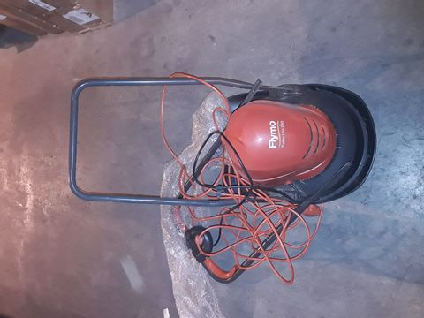 Lot 10011 FLYMO TURBO LITE 250 ELECTRIC HOVER LAWN MOWER
