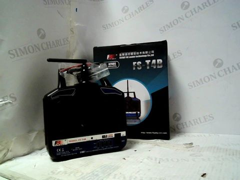 Lot 104 FLY SKY FS-T4B RC CONTROLLER