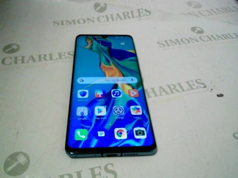 Lot 7301 HUAWEI P30 PRO 128GB ANDROID SMARTPHONE