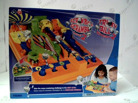 Lot 121 SCREWBALL SCRAMBLE - LEVEL 2