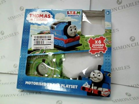 Lot 1308 THOMAS AND FRIENDS PUZZLE TRACK PLAYSET  3+