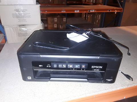 Lot 10015 EPSON XP-255 PRINTER