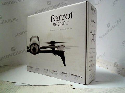Lot 2361 PARROT BEBOP 2 COMPACT HD VIDEO DRONE