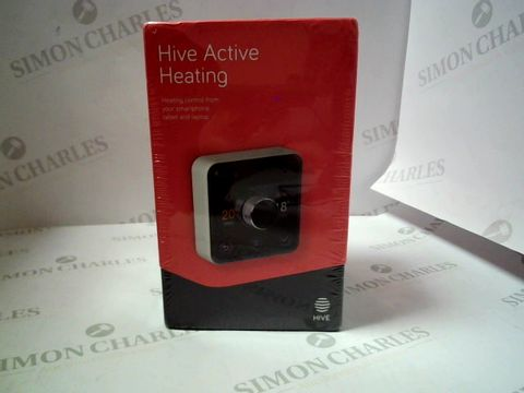Lot 752 HIVE ACTIVE HEATING/HOT WATER SMART CONTROLLER  RRP £239.99