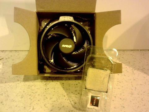 Lot 12211 AMD RYZEN 5 2600 PROCESSOR