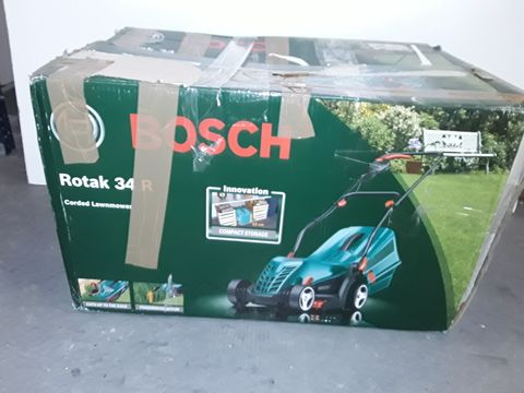 Lot 2461 BOSCH ROTAK 34 R LAWNMOWER