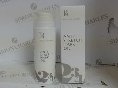 Lot 4657 BLOOM AND BLOSSOM ANTI STRETCH MARK OIL - 150ML  RRP £32.99