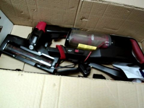 Lot 221 HOOVER H-FREE 500 CORDLESS VACUUM CLEANER RRP £249.99