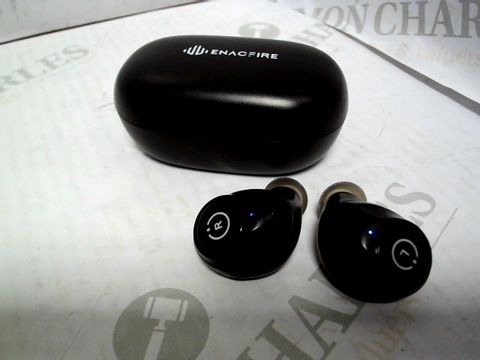 Lot 7045 ENACFIRE E60 TRUE WIRELESS EARBUDS