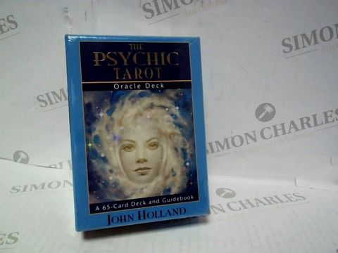 Lot 34 THE PSYCHIC TAROT ORACLE DECK