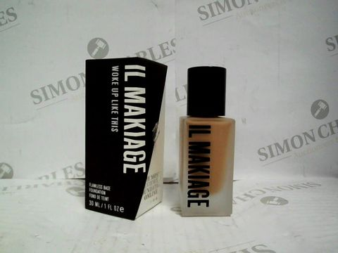 Lot 7354 IL MAKIAGE FLAWLESS BASE FOUNDATION - 30ML - 150 WOKE UP LIKE THIS