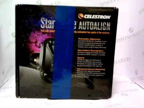 Lot 616 CELESTRON 94005 STARSENSE AUTOMATIC ALIGNMENT TELESCOPE ACCESSORY