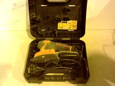 Lot 2301 BLACK AND DECKER MOUSE 120W