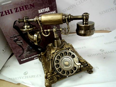 Lot 508 ZHI ZHEN ANTIQUE TELEPHONE