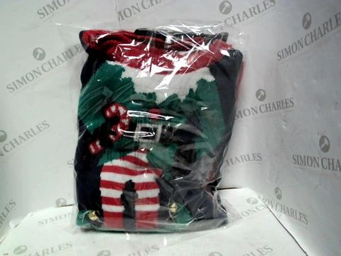 Lot 13002 H&M ELF BODY CHRISTMAS JUMPER SIZE M