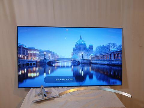 Lot 37 LG 55 INCH OLED55B7V-ES OLED 4K ULTRA HD PREMIUM SMART TV