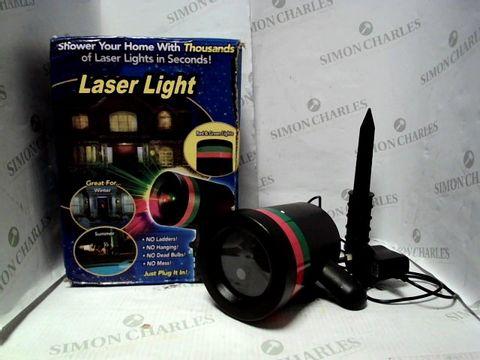 Lot 7611 DESIGNER LASER LIGHT