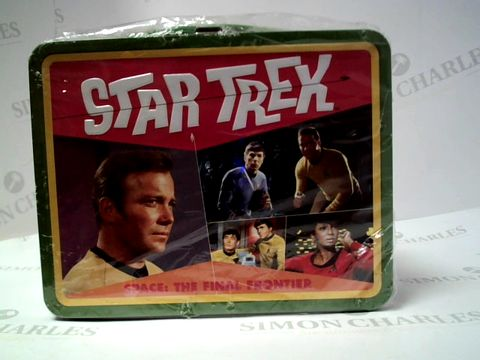 Lot 137 STAR TREK LUNCH BOX