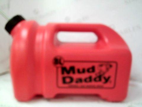 Lot 552 MUD DADDY PORTABLE MUD WASHER