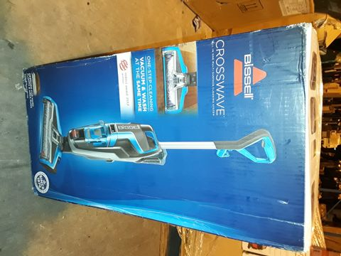 Lot 2573 BISSELL CROSSWAVE MULTI SURFACE CLEANING SYSTEM