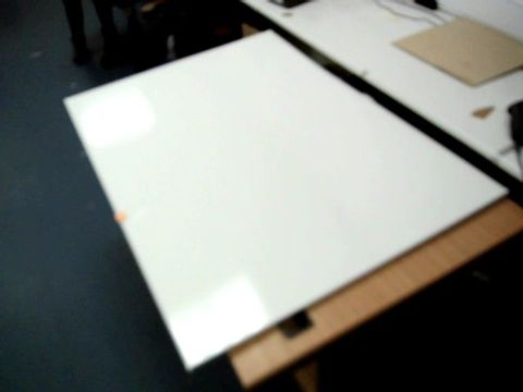 Lot 11459 LARGE WHITE BOARD