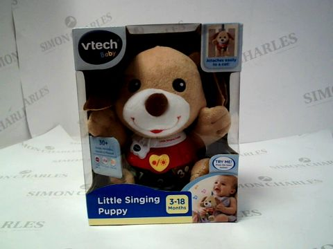 Lot 135 VTECH BABY - LITTLE SINGING PUPPY
