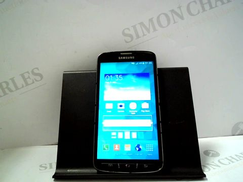Lot 1079 SAMSUNG GALAXY S4 ACTIVE ANDROID SMARTPHONE