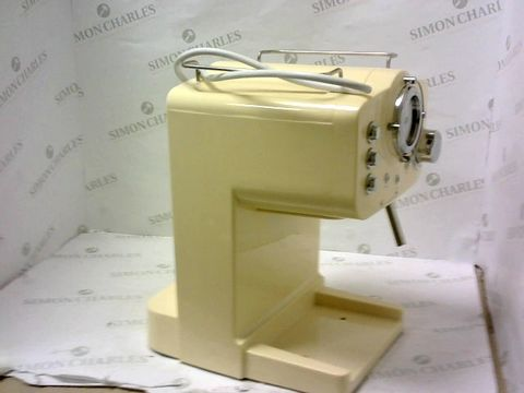 Lot 11242 SWAN RETRO ESPRESSO COFFEE MACHINE