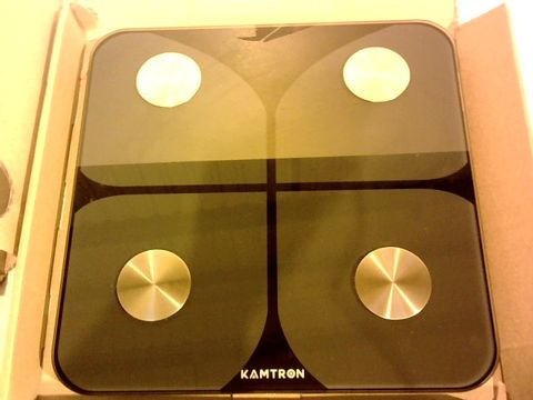 Lot 11673 KAMTRON BODY COMPOSITION SCALES