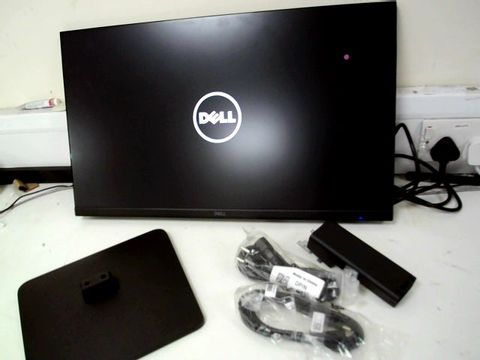 Lot 83 DELL 24 INCH FULL HD MONITOR