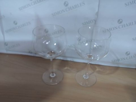 Lot 1035 LSA INTERNATIONAL GIN BALLOON GLASS SET RRP £37.99